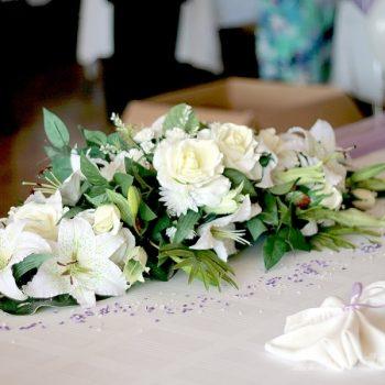 Сватбена украса ресторант Фантазия