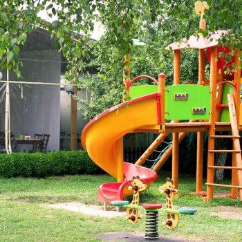 Детски кът лятна градина ресторант Фантазия