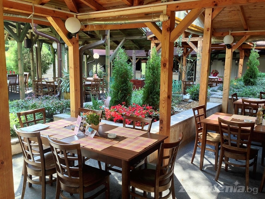 Градина ресторант Фантазия