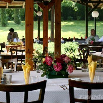 Градината на ресторант Фантазия