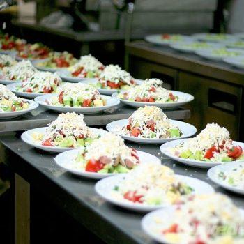 Храна за сватба ресторант Фантазия