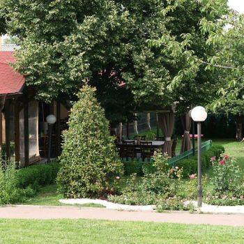 Лятна градина ресторант Фантазия