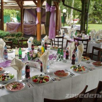 Лятна сватба ресторант Фантазия