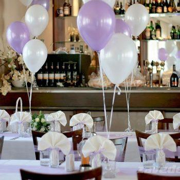 Подготовка за сватба в ресторант Фантазия