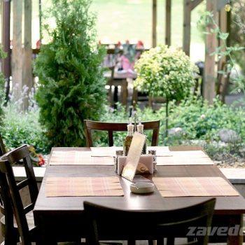 Ресторант Фантазия градинска част