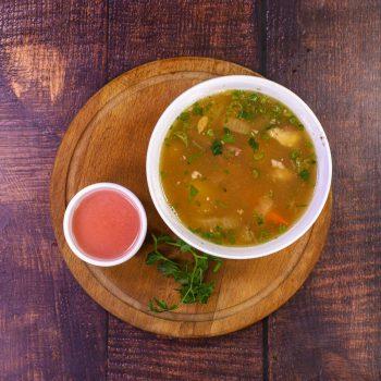 Супа от ресторант Фантазия