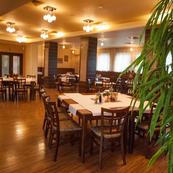 Закритата част на ресторант Фантазия